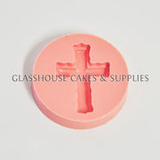 Rugged Cross Silicone Mold