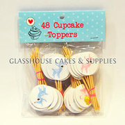 48 Cupcake Picks - Fairy