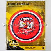 Sydney Roosters Edible Image