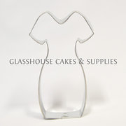 Curvy Dress Cookie Cutter