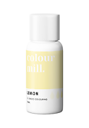 Colour Mill Oil Based Colouring Lemon Yellow