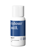 Colour Mill Oil Based Colouring - Navy Blue
