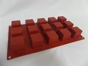 Silicone Square Chocolate Molds
