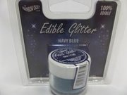 Rainbow Dust Edible Glitter NAVY BLUE
