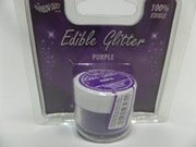 Rainbow Dust Edible Glitter PURPLE