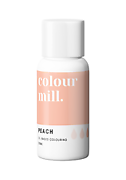 Colour Mill Oil Based Colouring - Peach