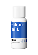 Colour Mill Oil Based Colouring - Royal Blue