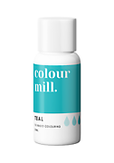 Colour Mill Oil Based Colouring - Teal