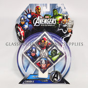 Avengers Candle
