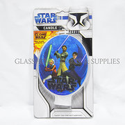 Star Wars Clone Wars candle