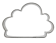 Cloud - Cookie Cutter