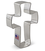 Catholic Cross - Cookie Cutter