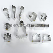 Baking Set Cutters
