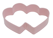 Double Heart - Cookie Cutter