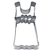 Dress with Belt - Cookie Cutter