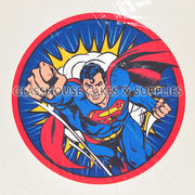 Superman Cake Edible Images