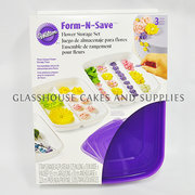 Form N Save Flower Storage Set