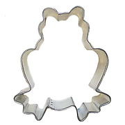 Frog - Cookie Cutter