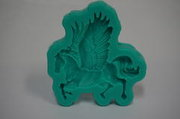 Pegasus Silicone Mould