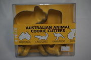 Australian Animal Cookie Cutter Set