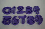 Disney Number Cutter Set
