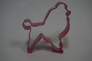 Poodle Cookie Cutter