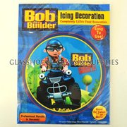 Bob the Builder Edible Image