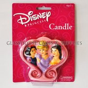 Disney Princesses Candle