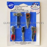 5 Wilton Tools Candles