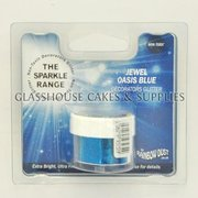 Jewel Oasis Blue Sparkle NON TOXIC