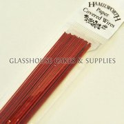 Red Hamilworth Paper Covered Wires