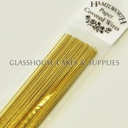 Gold Hamilworth Paper Covered Wires