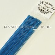 Light Blue Hamilworth Paper Covered Wires