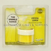 Crystal Lemon Sparkle NON TOXIC
