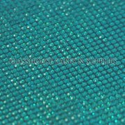 Teal Bling Sheet - Small
