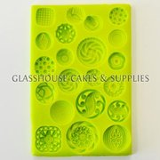 Fancy Beads and Buttons Molds