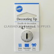 Wilton Tip - Basketweave 47