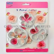 PME Petal Cutters Set of 3