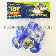 Buzz Lightyear Party Rings