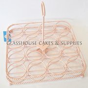 Robert Gordon Cupcake Carrier - Pink