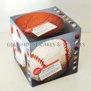 3D Ball Baking Tin