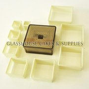 Plastic Square Cutter Set