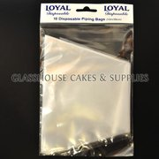 Loyal 10 Disposable Piping Bags
