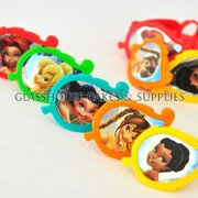 Disney Girls 12 Party Rings
