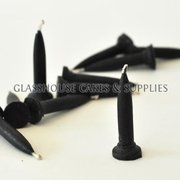 Black Bullet Candles 10 pack