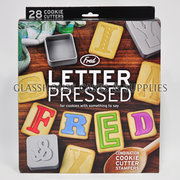 Letterpressed Cutter / Stampers
