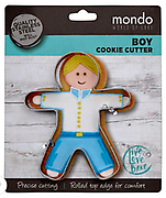Boy - Mondo Cookie Cutter