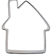 Mini House - Cookie Cutter