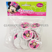 Minnie Mouse Party Rings