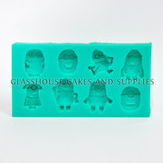 Minion moulds